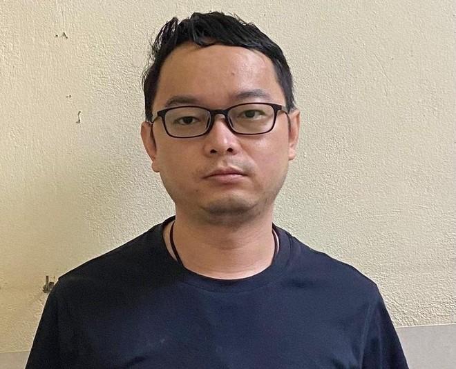 Bắt đối tượng người Trung Quốc trốn truy nã ảnh 1