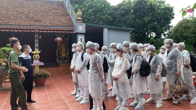 Phát hiện 20 người Trung Quốc nhập cảnh trái phép đang ẩn nấp tại nhà dân ảnh 1