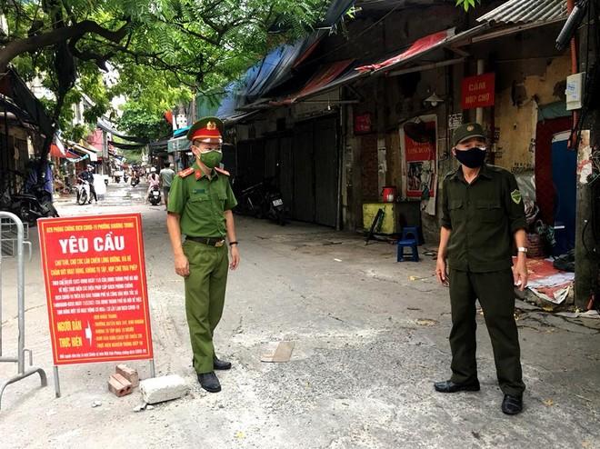 Quận Thanh Xuân: Tăng cường các biện pháp phòng chống dịch Covid - 19 ảnh 2