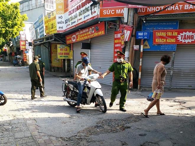 Quận Thanh Xuân: Tăng cường các biện pháp phòng chống dịch Covid - 19 ảnh 1