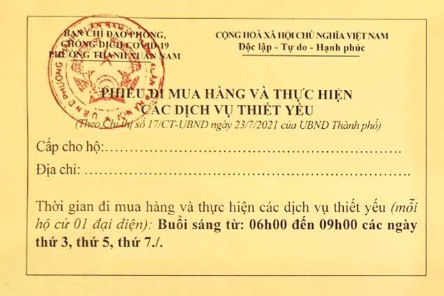 Quận Thanh Xuân: Tăng cường các biện pháp phòng chống dịch Covid - 19 ảnh 4
