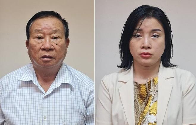 Khởi tố Giám đốc và kế toán trưởng liên quan đến vụ án Bệnh viện Tim Hà Nội ảnh 1