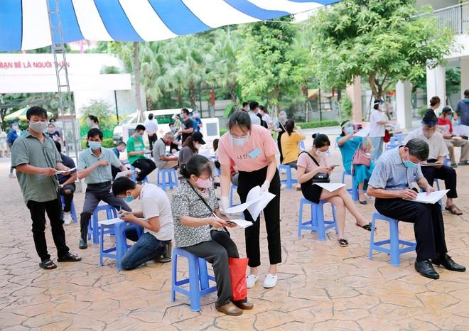 Quận Thanh Xuân: Tăng cường các biện pháp phòng chống dịch Covid - 19 ảnh 3