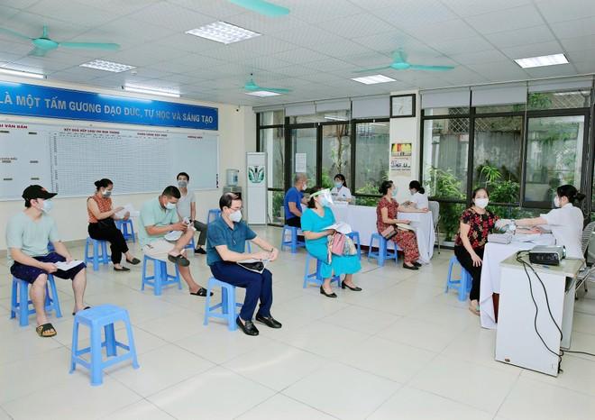 Quận Thanh Xuân: Tăng cường các biện pháp phòng chống dịch Covid - 19 ảnh 6