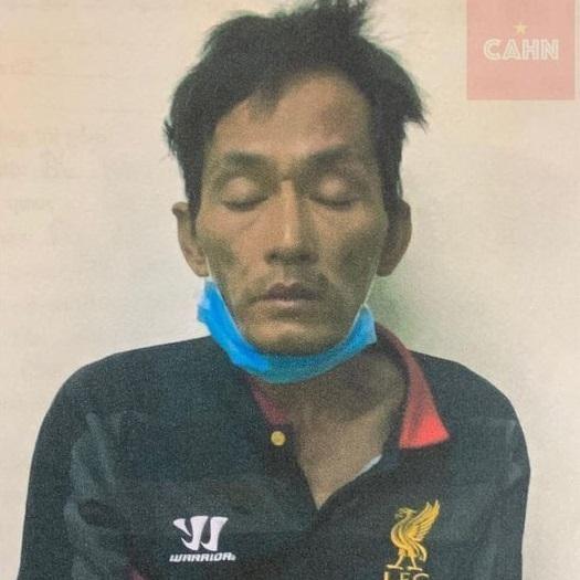 Đối tượng có 4 tiền án đi trộm cắp bị người dân bắt giữ ảnh 1