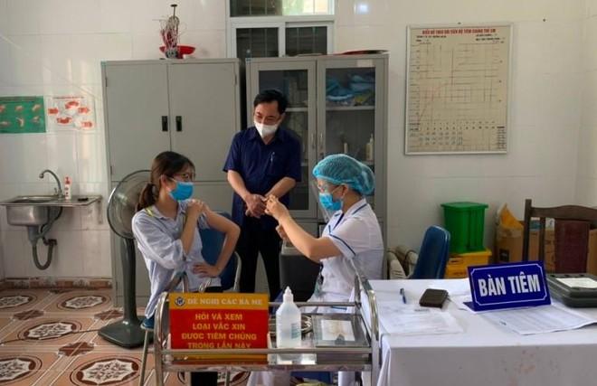 Huyện Thạch Thất bố trí 170 chốt phòng chống dịch Covid-19 trên địa bàn ảnh 5