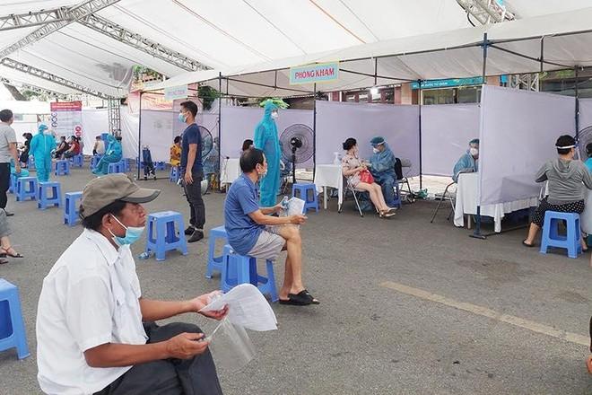 Điều chỉnh vùng phong tỏa y tế 2 phường Văn Chương - Văn Miếu: Chiến thắng bước đầu thuộc về người dân ảnh 6