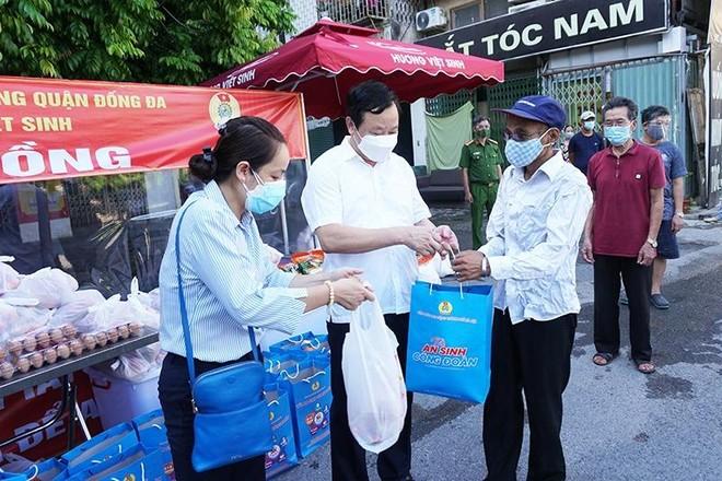 Điều chỉnh vùng phong tỏa y tế 2 phường Văn Chương - Văn Miếu: Chiến thắng bước đầu thuộc về người dân ảnh 7