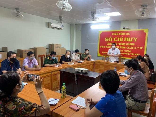 Điều chỉnh vùng phong tỏa y tế 2 phường Văn Chương - Văn Miếu: Chiến thắng bước đầu thuộc về người dân ảnh 5