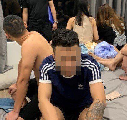 Khởi tố đôi nam nữ mở tiệc ma túy trong chung cư cao cấp ảnh 1