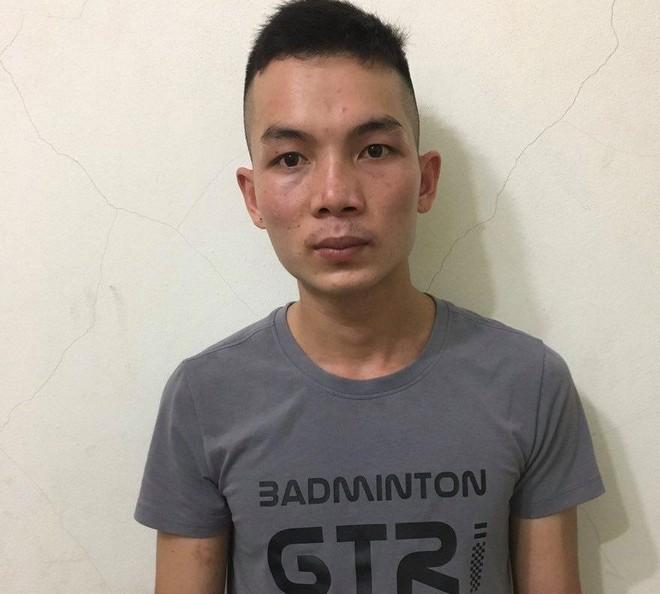Bắt đối tượng truy nã từ Quảng Bình ra Hà Nội lẩn trốn ảnh 1
