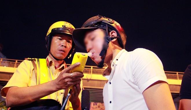 Việt Nam chưa có đầy đủ hành lang pháp lý để thực hiện việc tịch thu phương tiện đối với lái xe vi phạm nồng độ cồn