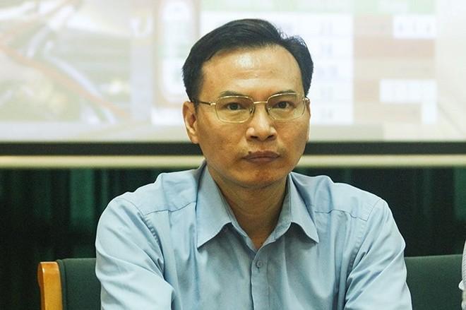 Ông Trần Hữu Minh - Phó Chánh Văn phòng Ủy ban An toàn Giao thông Quốc gia