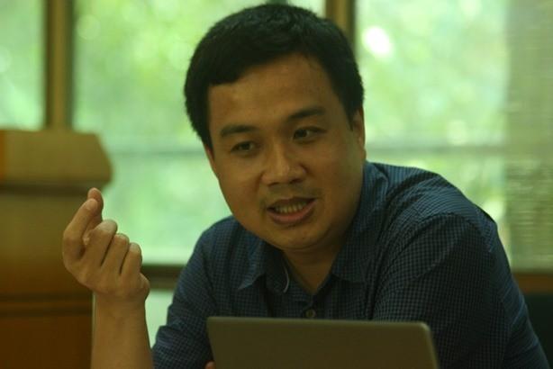 Ông Nguyễn Văn Hùng- Trưởng Trung tâm quản lý chất lượng dịch vụ Transerco