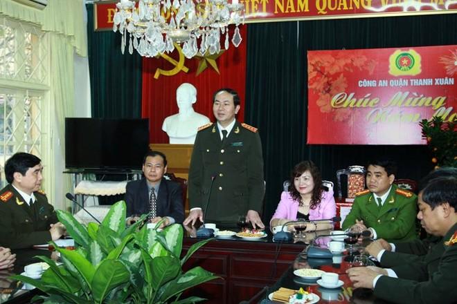 CATP Hà Nội phải là những người đẹp nhất trong mắt nhân dân ảnh 4