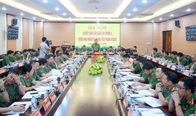 Giám đốc CATP Hà Nội yêu cầu đảm bảo tuyệt đối an toàn Quốc khánh 2-9 trên địa bàn Thủ đô ảnh 1