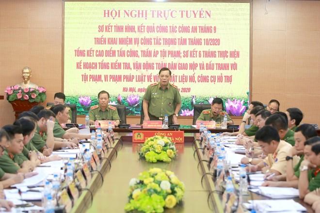 Bảo đảm tuyệt đối an toàn các sự kiện chính trị trọng đại của Thủ đô và đất nước ảnh 1