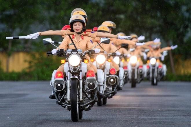 Phân luồng giao thông phục vụ Đại hội đại biểu toàn quốc các dân tộc thiểu số Việt Nam lần thứ II năm 2020 ảnh 1