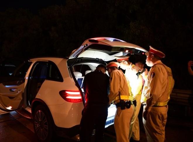 Phát hiện 373 lái xe dương tính với ma túy trong 2 tháng qua ảnh 1