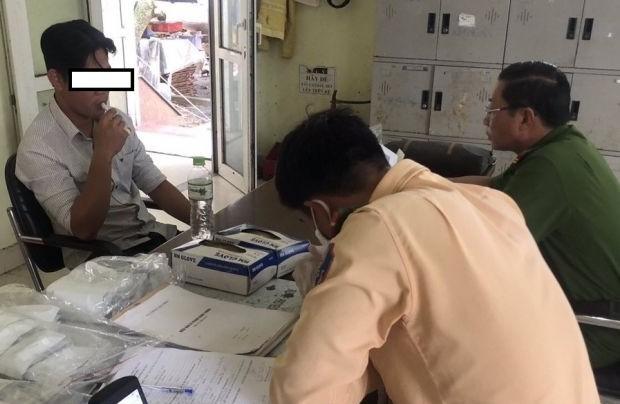Phát hiện lái xe dương tính với ma túy trên cao tốc TP. Hồ Chí Minh – Trung Lương ảnh 1
