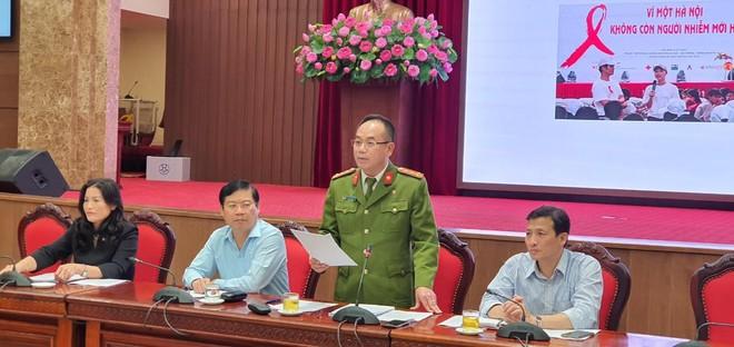 Công an Hà Nội kéo giảm 17,1% số vụ phạm pháp hình sự ảnh 1