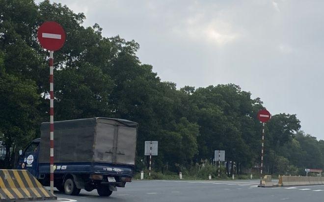 Chậm khắc phục các công trình đường bộ sau tai nạn giao thông ảnh 1