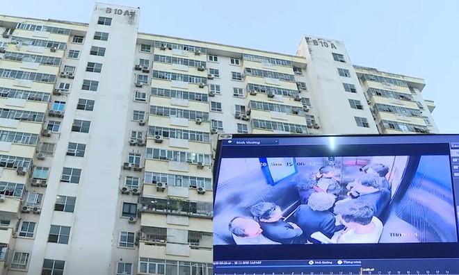 Làm rõ trách nhiệm của những bên liên quan trong vụ thang máy rơi tự do ở Hà Nội ảnh 1