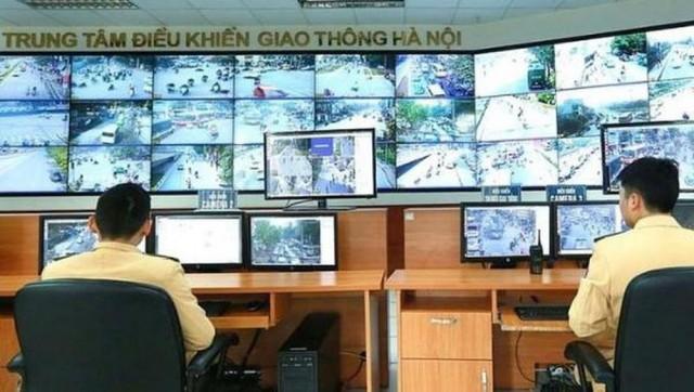 """""""Phạt nguội"""" nữ lái xe công nghệ 28 lần vi phạm dừng đỗ tại Bệnh viện Bạch Mai ảnh 1"""
