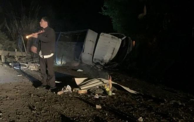 Khẩn trương làm rõ nguyên nhân vụ tai nạn khiến 2 bố con tử vong ở Bắc Kạn ảnh 1