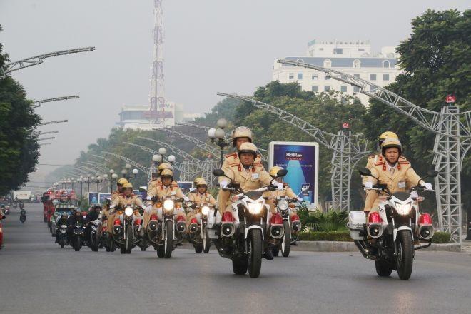 Mở cao điểm bảo đảm an toàn giao thông dịp Tết Nguyên đán 2021 ảnh 1