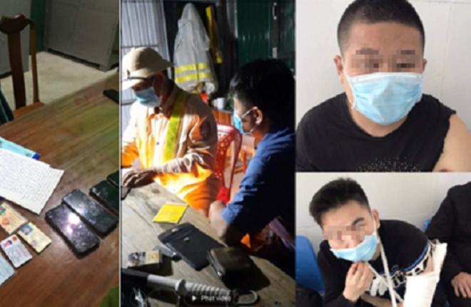 Phát hiện thêm 4 người Trung Quốc nhập cảnh trái phép vào Việt Nam ảnh 1
