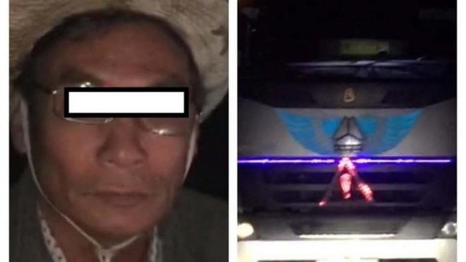 Phạt lái xe phóng ngược chiều trên cao tốc Hà Nội - Lào Cai ảnh 1