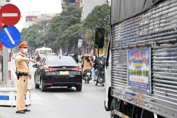 Bảo đảm đường thông, hè thoáng, văn minh đô thị phục vụ Đại hội Đảng toàn quốc lần thứ XIII ảnh 2