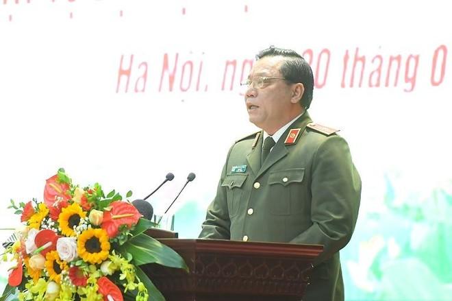 Công an Hà Nội ra quân bảo vệ tuyệt đối an toàn Đại hội Đảng lần thứ XIII ảnh 4