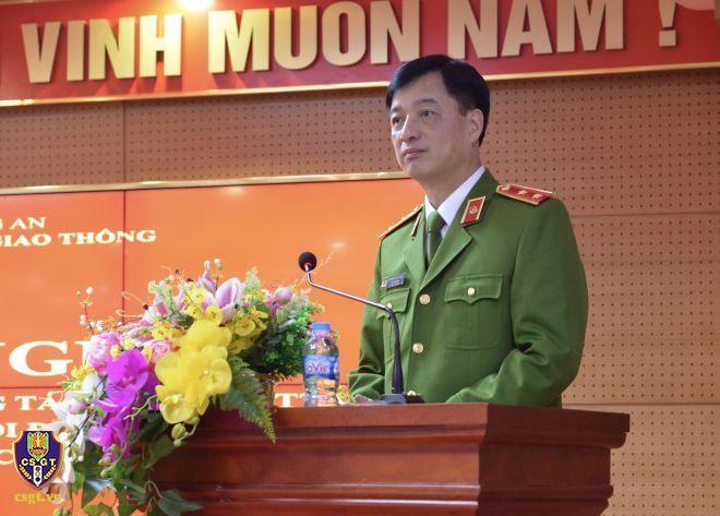 Tiếp tục chủ động các phương án bảo đảm TTATGT, dẫn đoàn tại Đại hội Đảng toàn quốc lần thứ XIII ảnh 1