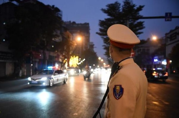 Phó Thủ tướng Thường trực biểu dương lực lượng CSGT toàn quốc ảnh 1