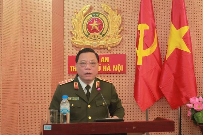 Chủ động, gắn chặt trách nhiệm của chỉ huy trên các mặt công tác, đảm bảo tuyệt đối bình yên Thủ đô ảnh 1