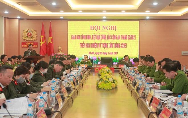 Chủ động, gắn chặt trách nhiệm của chỉ huy trên các mặt công tác, đảm bảo tuyệt đối bình yên Thủ đô ảnh 2