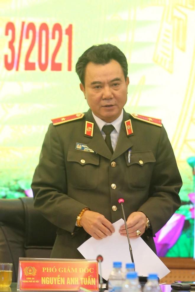 Chủ động, gắn chặt trách nhiệm của chỉ huy trên các mặt công tác, đảm bảo tuyệt đối bình yên Thủ đô ảnh 3
