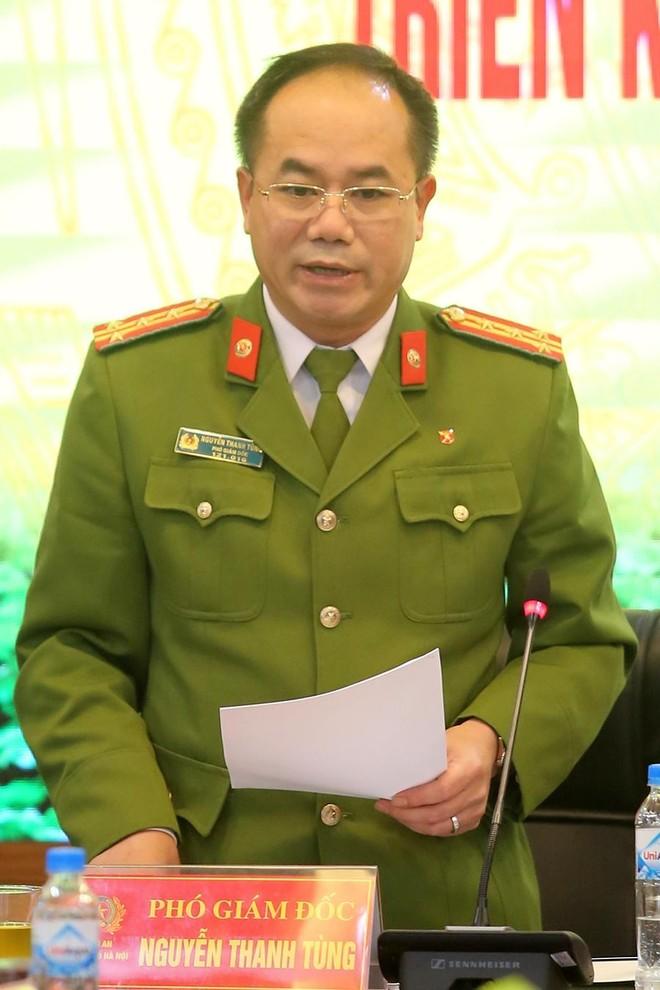 Chủ động, gắn chặt trách nhiệm của chỉ huy trên các mặt công tác, đảm bảo tuyệt đối bình yên Thủ đô ảnh 4