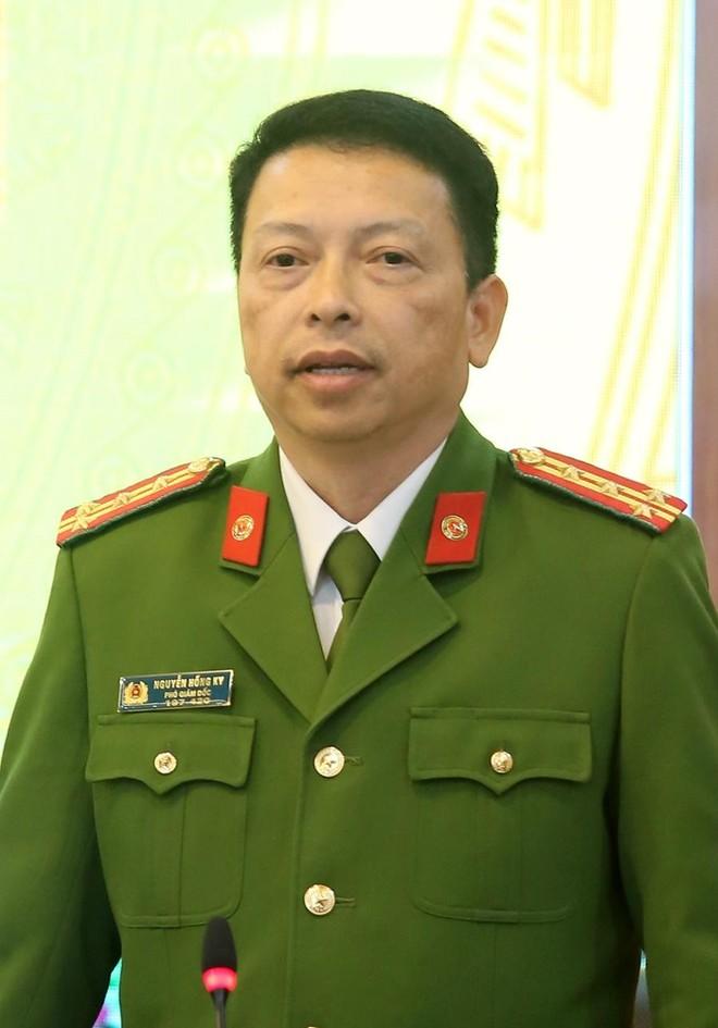 Chủ động, gắn chặt trách nhiệm của chỉ huy trên các mặt công tác, đảm bảo tuyệt đối bình yên Thủ đô ảnh 6