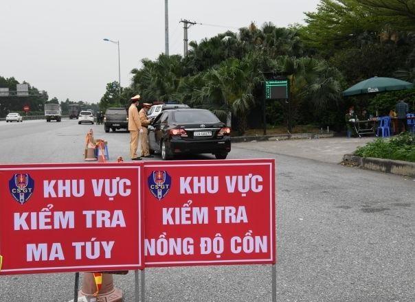 'Soi' kỹ vi phạm nồng độ cồn và ma túy trên cao tốc Hà Nội – Lào Cai ảnh 5