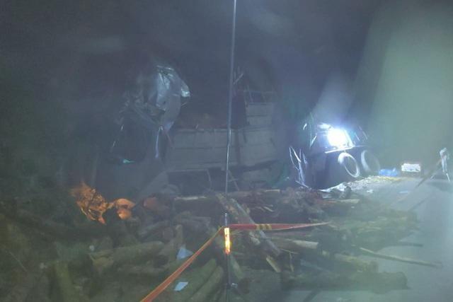 Xe tải gây tai nạn khiến 7 người tử vong tại Thanh Hóa đi với tốc độ bao nhiêu? ảnh 1