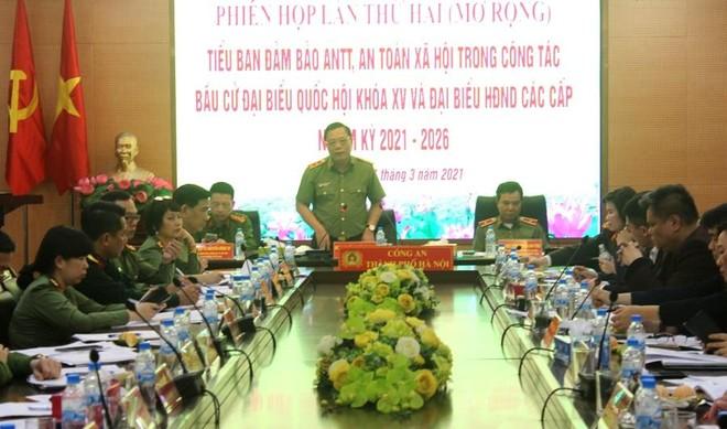 Chủ động phối hợp đảm bảo an ninh, an toàn ngày hội bầu cử của toàn dân ảnh 1