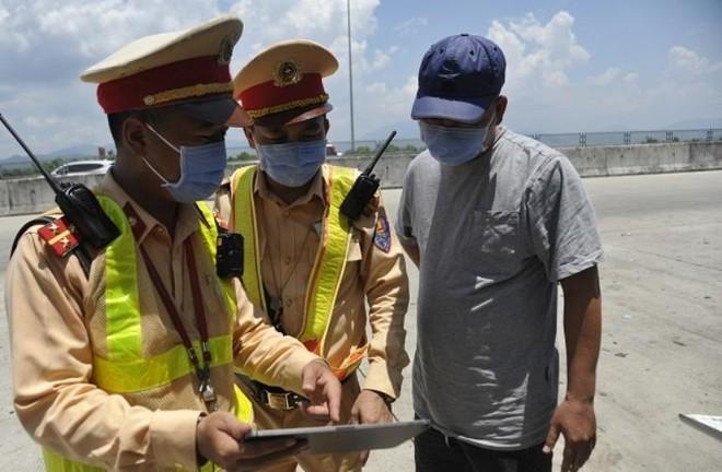 """8 tháng, """"phạt nguội"""" gần 30.000 lái xe vi phạm tại 2 cao tốc Hà Nội - Lào Cai và Đà Nẵng - Quảng Ngãi ảnh 1"""
