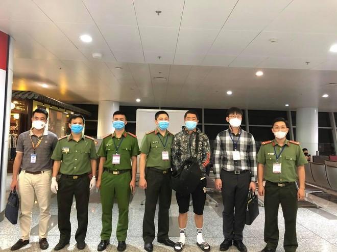 Bắt giữ tội phạm người Hàn Quốc trốn truy nã tại Việt Nam ảnh 1