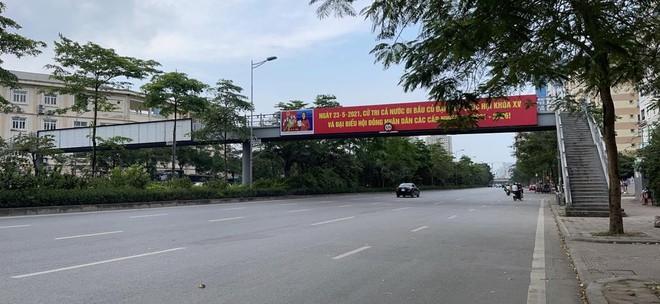 Đường phố Thủ đô thông thoáng ngày trở về sau kỳ nghỉ lễ ảnh 1