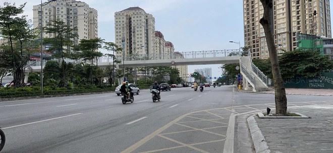 Đường phố Thủ đô thông thoáng ngày trở về sau kỳ nghỉ lễ ảnh 2