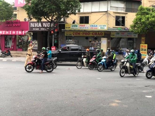 Đường phố Thủ đô thông thoáng ngày trở về sau kỳ nghỉ lễ ảnh 6