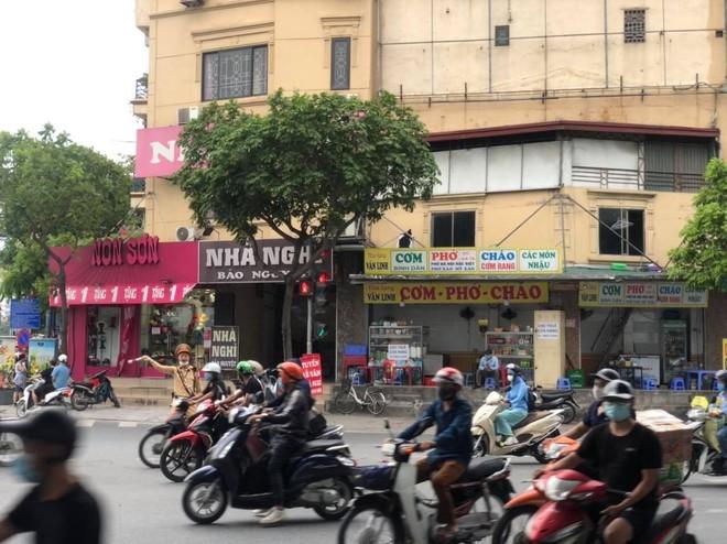 Đường phố Thủ đô thông thoáng ngày trở về sau kỳ nghỉ lễ ảnh 7